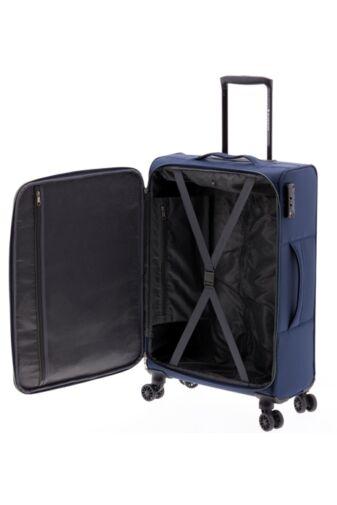 Puhafalú Bőrönd Biztonsági Zárral 41 x 69 x 23 cm