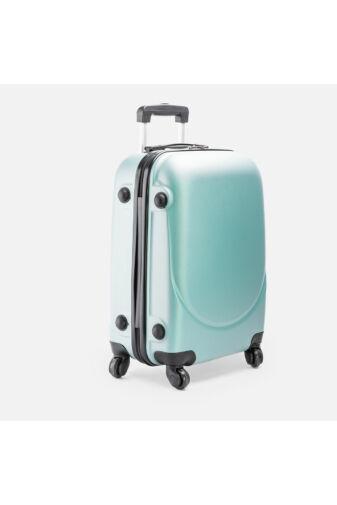 Besty Világoszöld Extra Könnyű Kemény Nagy Bőrönd (4 Kerekű)
