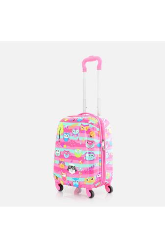 Baglyos Gyerek Mini Bőrönd