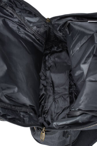 Keki vászon bővíthető túra hátizsák