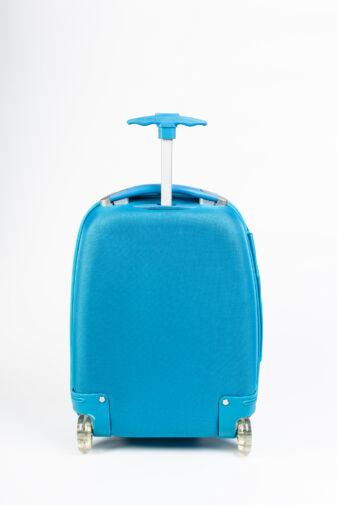 Robot Mintás Gyerek Bőrönd És Hátizsák