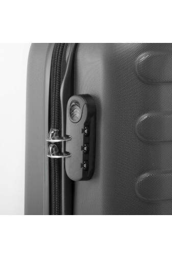 Kék Kemény falú Négy kerekű Könnyű Kabinbőrönd(56*37*23cm)