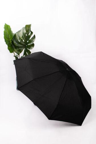 Fekete Kisebb Méretű Esernyő, 92 cm Átmérővel