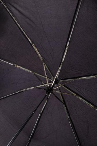 Fekete Összecsukható Esernyő, 92 cm Átmérővel