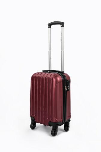 LDV Bordó Wizzair ingyenes méretű kabinbőrönd (40x30x20 cm)