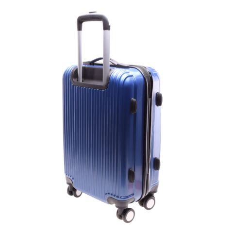L888  Nagy kékszínű Méretű Bőrönd
