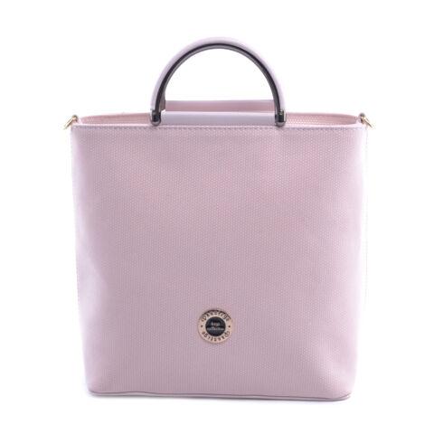 Prestige Rózsaszín Női Művelúr Kézitáska