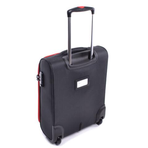 Touareg Kabinbőrönd Fekete-Sárga