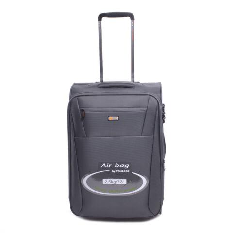 Touareg Szürke Közepes Méretű Bőrönd