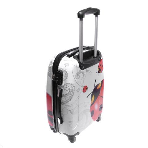Ormi Katicás Kemény Közepes Bőrönd