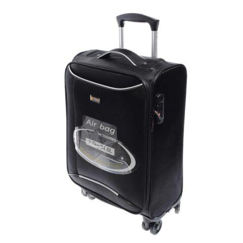14N121 Black Touareg Mini Méretű puha Bőrönd