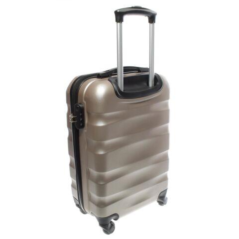 LDV Arany Hullámnyomott ABS Kabinbőrönd (55*37*20 cm)