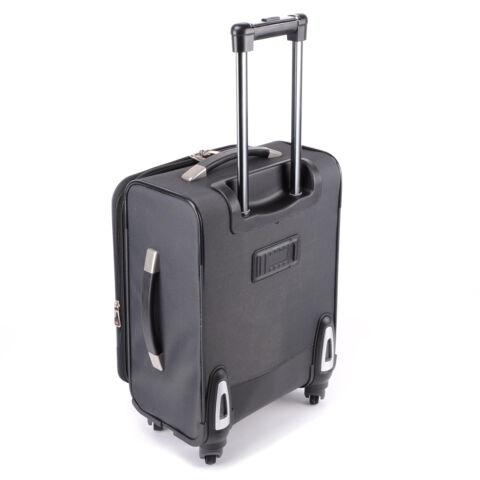 Prémium Swisswin Sötétszürke Nagy Méretű Gurulós Bőrönd(4 Kerekű)