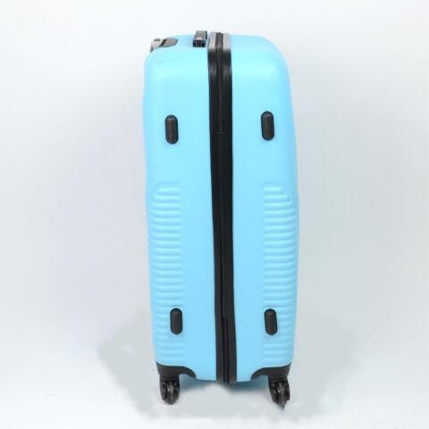 Besty Kemény Wizzair Méretű kabinbőrőnd Világoskék (55*37*22cm)