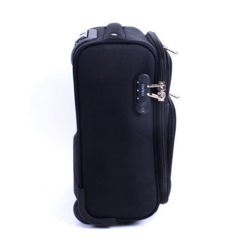 40*30*20cm Wizzair Méretű Fekete Kabinbőrönd