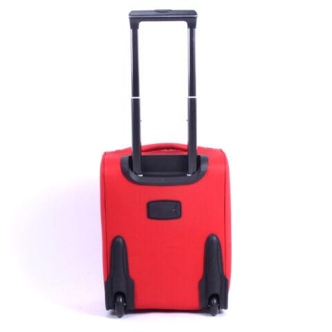 40*30*20cm Wizzair Méretű Piros Színű Kabinbőrönd