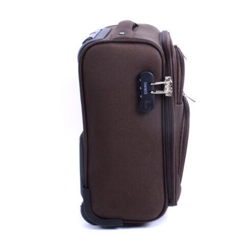 40*30*20 Cm Wizzair Méretű Sötétbarna Kabinbőrönd