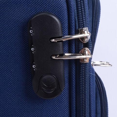 40*30*20 cm Wizzair Méretű Bordó Kabinbőrönd
