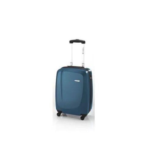 39×55×20 Cm Gabol Sötetkék Kabinbőrönd