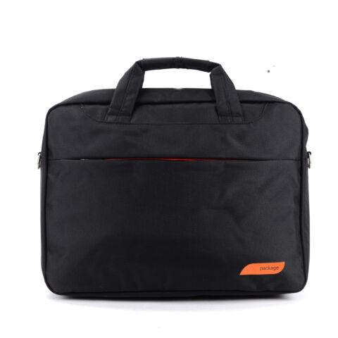 Besty Nagy Méretű Fekete Laptop Táska(15')