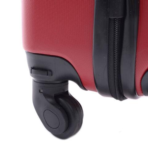 Leonardo Da Vinci 49X32X19Cm Xs Bőrönd világoszöld