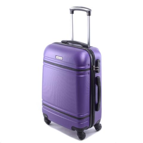 Leonardo Da Vinci 56X38X22Cm Bőrönd Lila