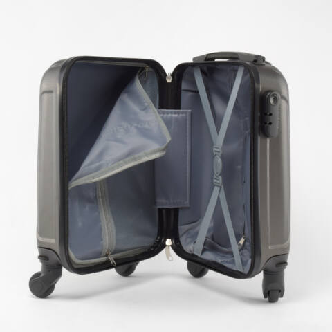 LDV  Neon Narancs szinű Wizzair ingyenes méretű kabinbőrönd (40x30x20 cm)