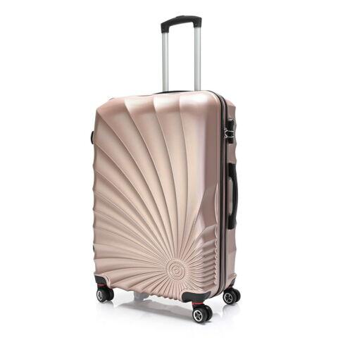 Bontour Rózsaarany Kemény ABS Közepes Bőrönd