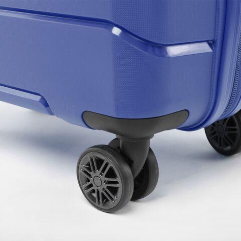 Besty Kis Méretű Kék Polipropilén Bőrönd S (57x38x23cm)