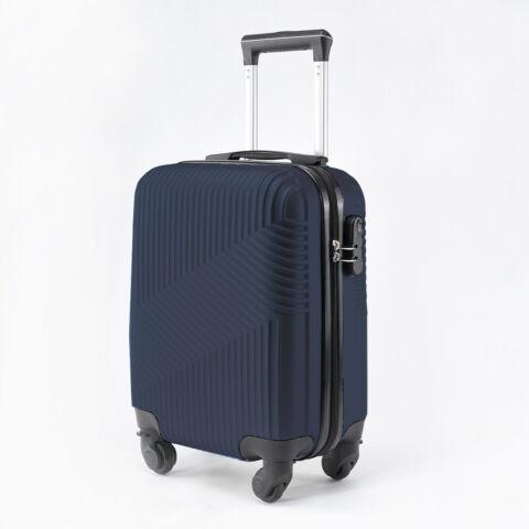 Kék Wizzair ingyenes méretű kabinbőrönd (40x30x20 cm)