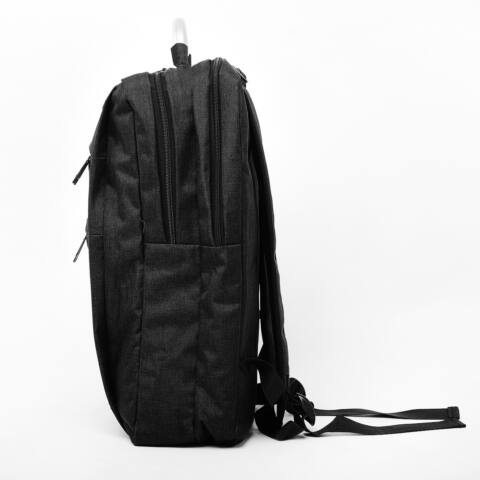 Wizzair-méretű Fekete Bussines-Class Hátizsák(40*30*17cm)