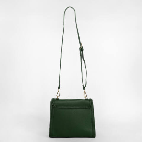 Diana & Co. Zöld Női Rostbőr kisméretű Kézitáska