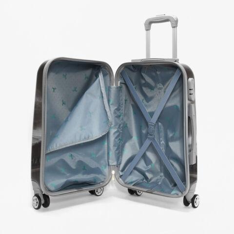 Ormi London Kemény Nagy Bőrönd