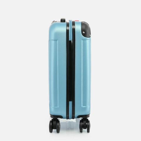 Bontour Világoskék Vertical Kabinbőrönd (55x40x20CM) S