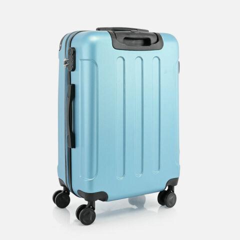 Bontour Világoskék Vertical Kabinbőrönd (68x45x25 cm) M