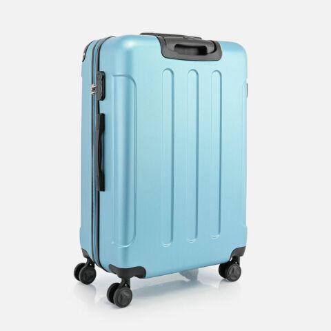 Bontour Világoskék Vertical Kabinbőrönd Szett (L, M, S)