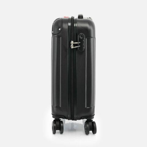 Bontour Fekete Vertical Kabinbőrönd Szett (L, M, S)