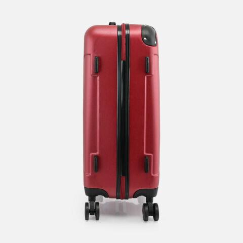 Bontour Bordó Vertical Kabinbőrönd (68x45x25 cm) M