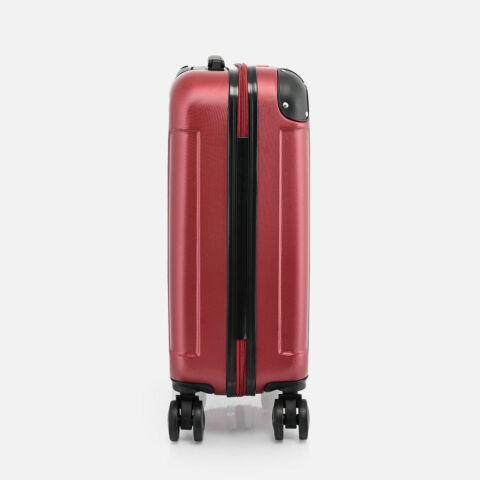 Bontour Bordó Vertical Kabinbőrönd (55x40x20CM) S