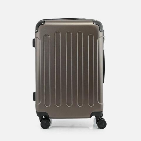 Bontour Barna Vertical Kabinbőrönd Szett (L, M, S)