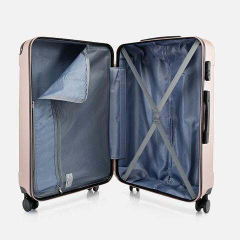 Bontour Rozé-Arany Vertical Kabinbőrönd Szett (L, M, S)