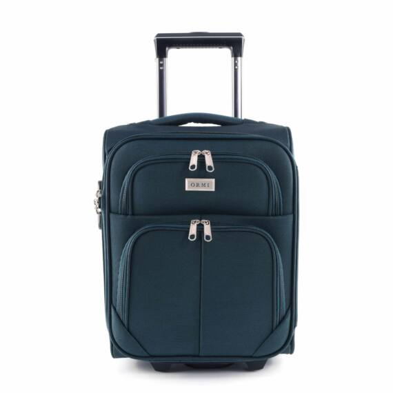 40*30*20 Cm Wizzair Méretű Sötétzöld Kabinbőrönd