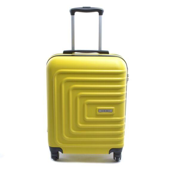 Ormi Wizzair, Ryanair Méretű Kabinbőrönd Sárga 55*40*20cm