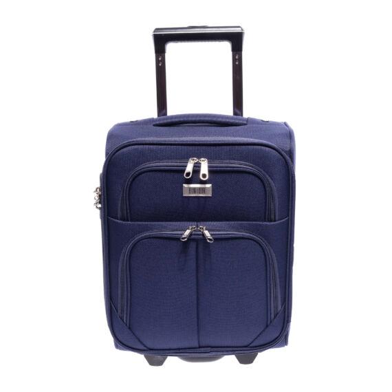 40*30*20 Cm Wizzair Méretű Kék Színű Kabinbőrönd