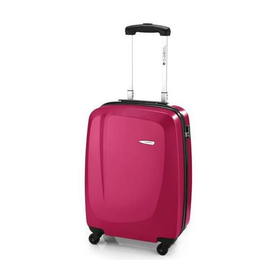 39×55×20 Cm Gabol Rózsaszín Kabinbőrönd