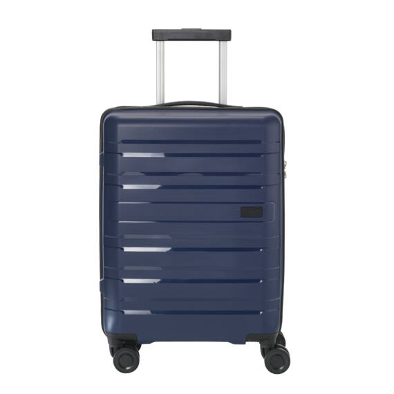 Travelite Kosmos Tengerészkék Kis Méretű Gurulós Bőrönd