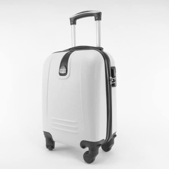 LDV fehér Wizzair ingyenes méretű kabinbőrönd (40x30x20 cm)