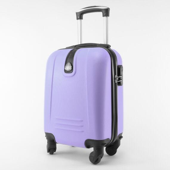 LDV lila Wizzair ingyenes méretű kabinbőrönd (40x30x20 cm)
