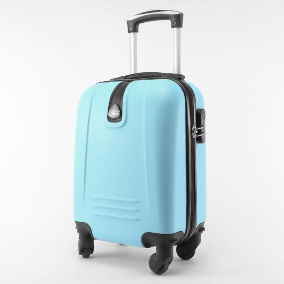 LDV világoskék Wizzair ingyenes méretű kabinbőrönd (40x30x20 cm)