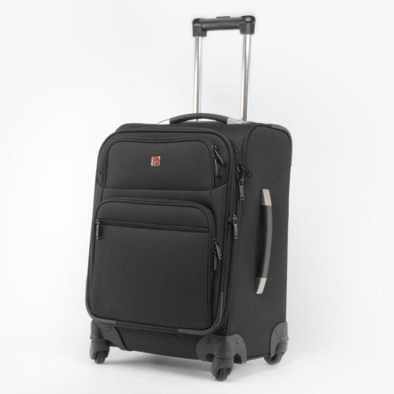Swisswin Kisméretű Négy Kerekű Gurulós Kabinbőrönd(55*37*26cm)